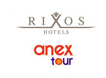 Zorunlu Eğitimler için Anex ve Rixos Grup Anlaşması